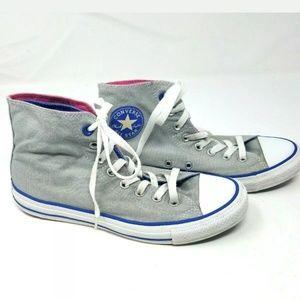 Converse Gray High Top Sneaker 1280
